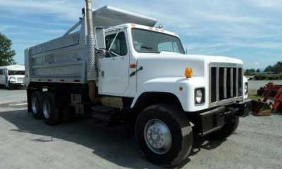 Rental Trucks from Valley Equipment
